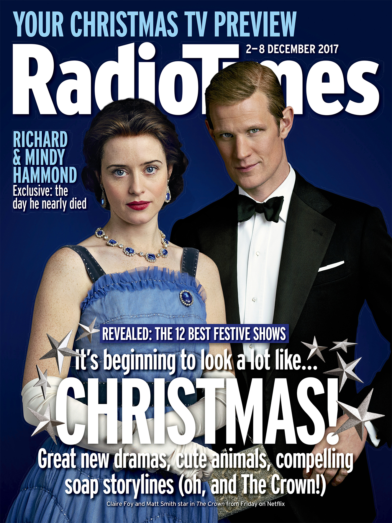 Radio Times is out now.