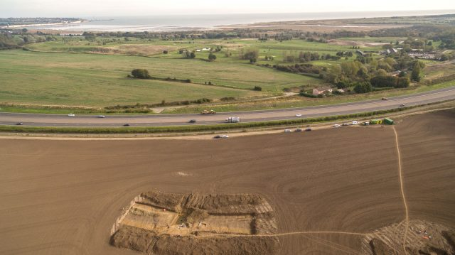 Excavations at Ebbsfleet