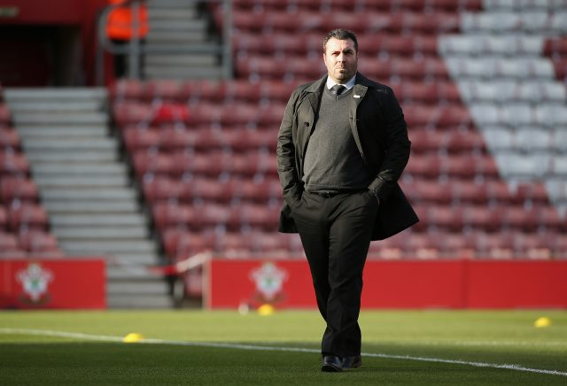 David Unsworth has struggled in caretaker charge of Everton