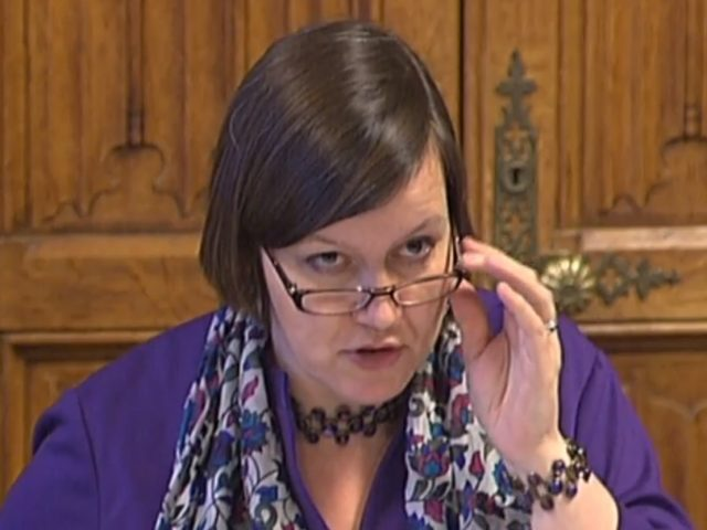 Public Accounts Committee chair Meg Hillier