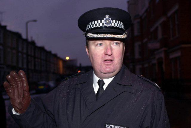 Commander Bob Quick in 2003 (PA)