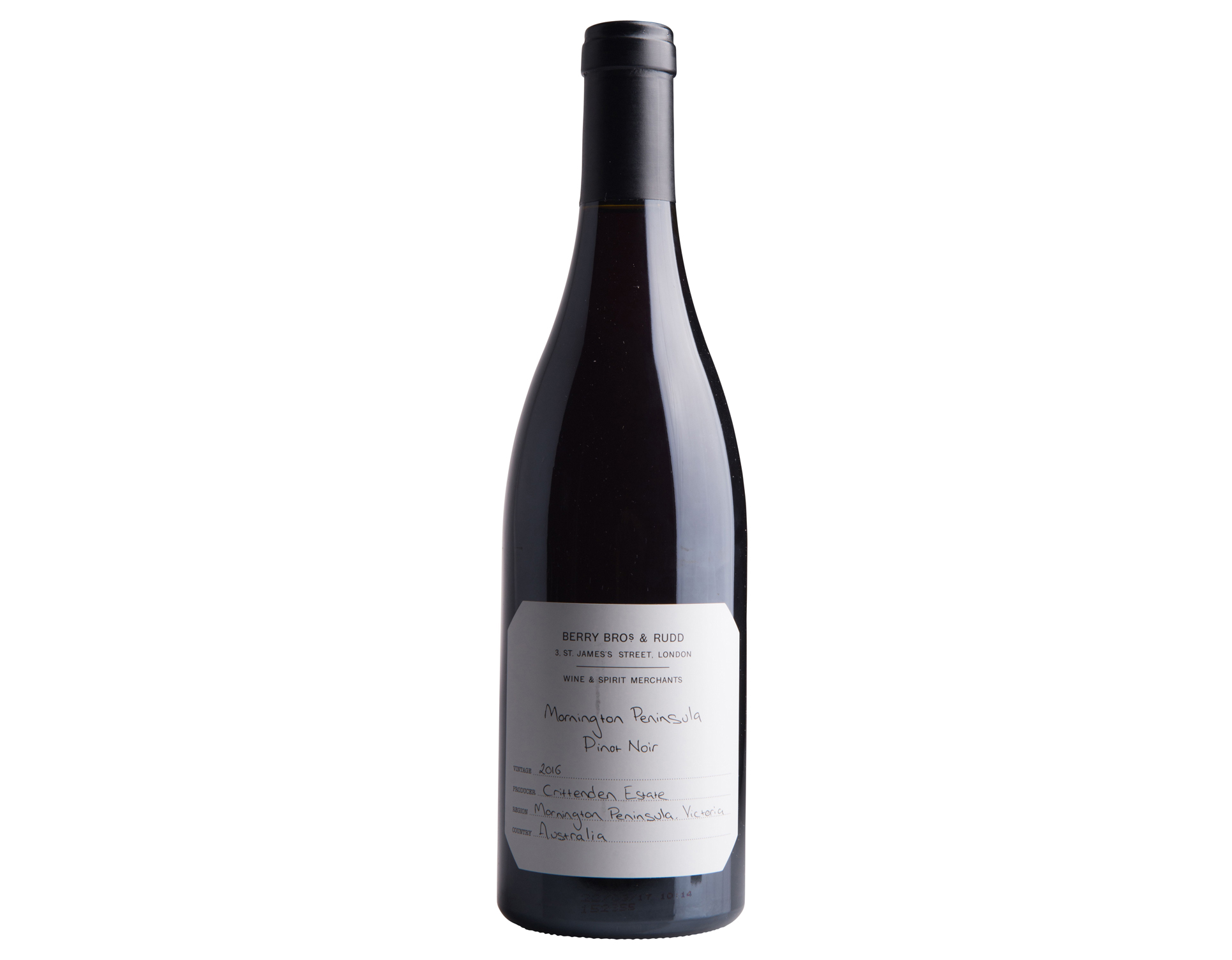 Berry Bros & Rudd Mornington Peninsula Pinot Noir, Australia (Berry Bros & Rudd/PA)