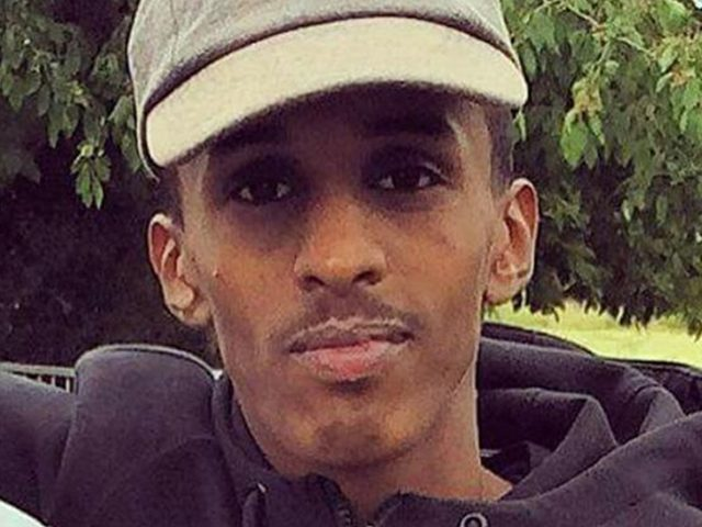 Jamal Mahmoud, who was killed at Pentonville Prison