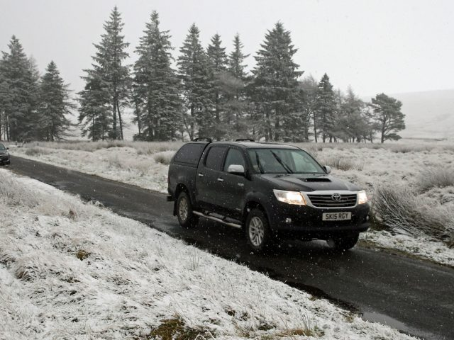 Tayside on alert as blizzards and 80mph winds expected to batter Scotland