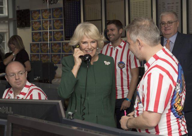 Camilla sealing deals