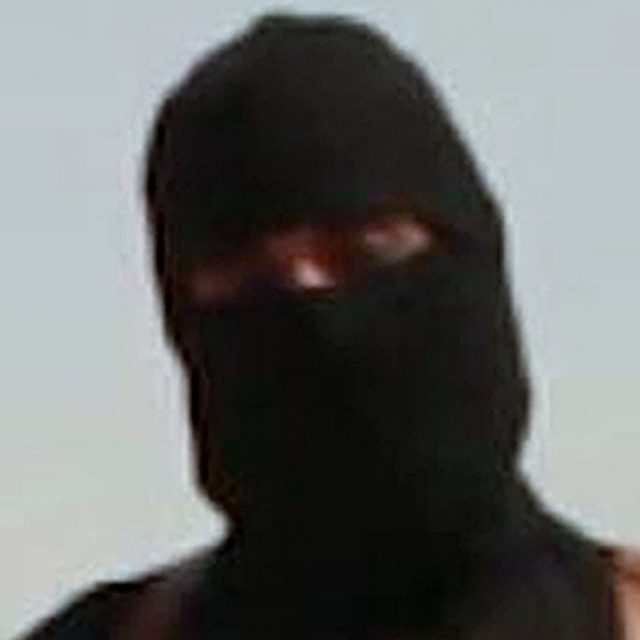 British extremist Mohammed Emwazi known by the nickname 'Jihadi John' was killed in a drone strike