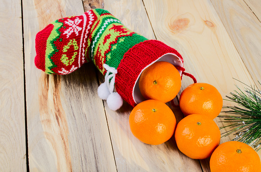 gettyimages - Christmas Oranges