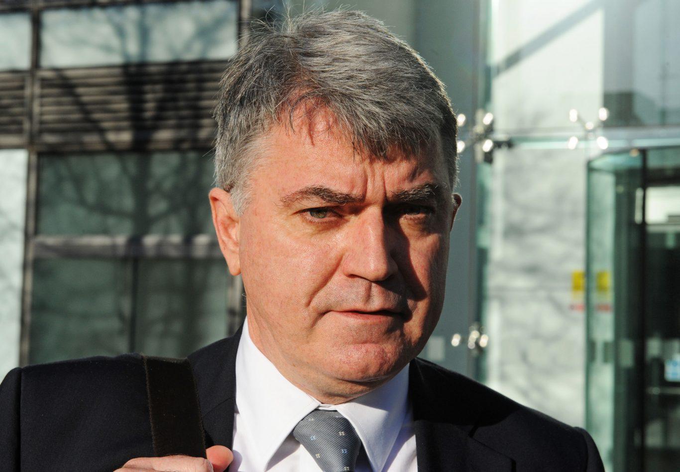 RMT General Secretary Mick Cash members were angry (Nick Ansell/PA)