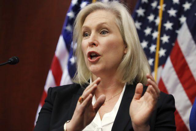 Senator Kirsten Gillibrand (Jacquelyn Martin/AP)