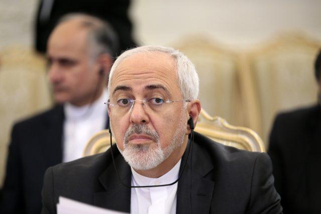 Iran Foreign Minister Mohammad Javad Zarif.  (Ivan Sekretarev/AP/PA)