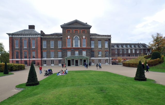 Kensington Palace has been chosen for the statue (Nick Ansell/PA)