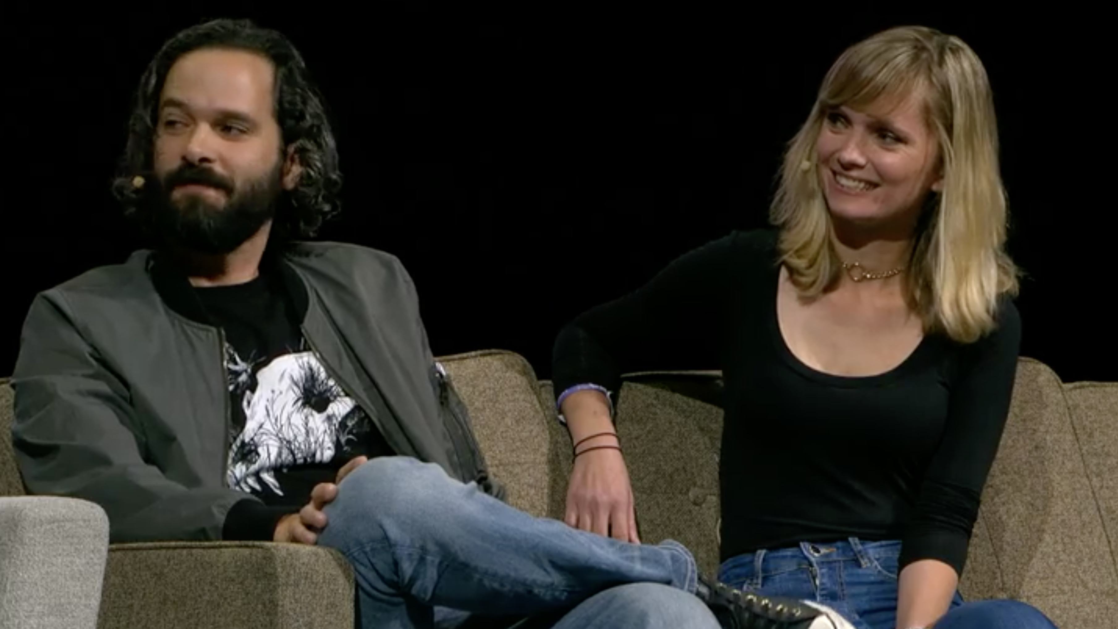 Last Of Us Part II panel at PlayStation Experience 2017