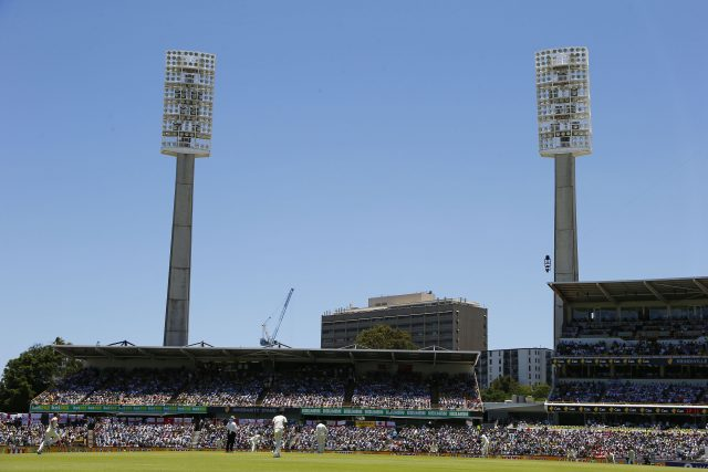 The WACA has not been a happy hunting ground for England in previous Ashes series