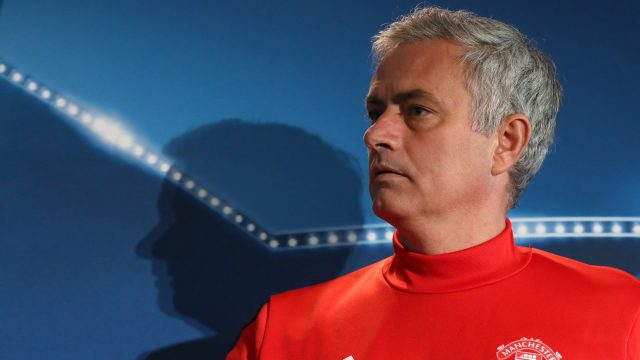 Manchester United job like Real Madrid, says Mourinho