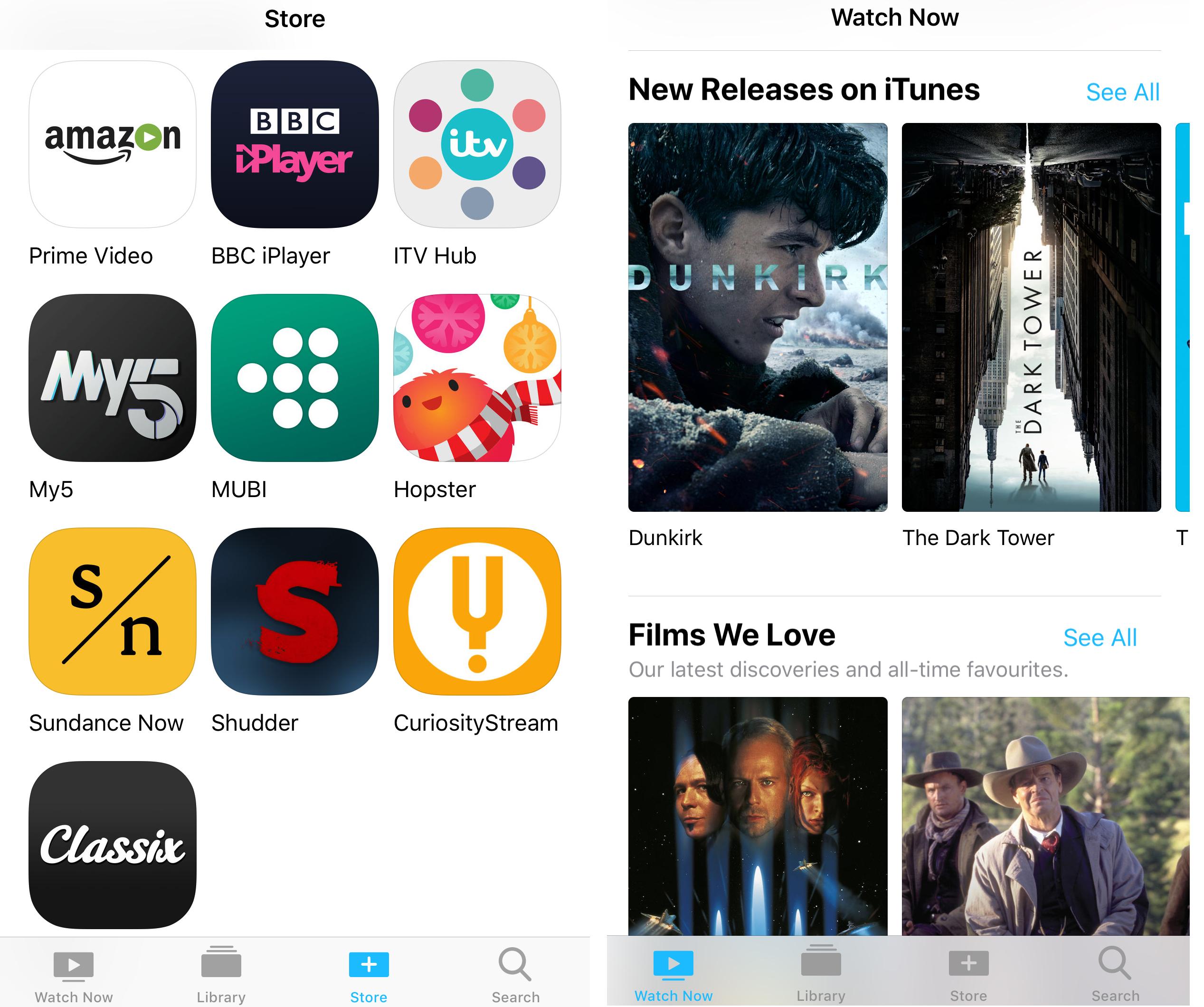(Apple TV app screenshot)