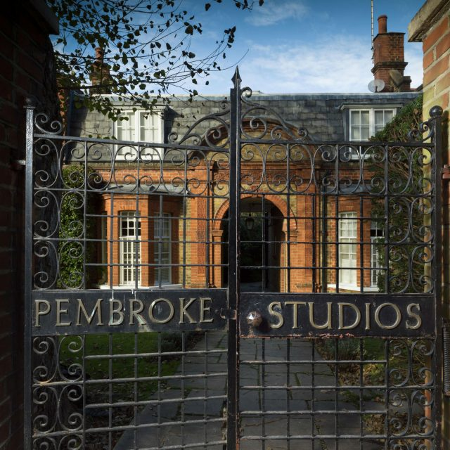 The Pembroke Studios (Nos 1-13) in Kensington and Chelsea, London (Chris Redgrave/Historic England/PA)