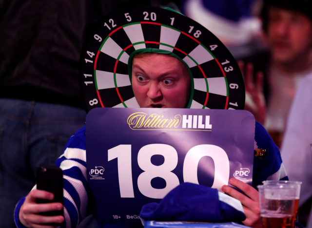 Dartboard fancy dress
