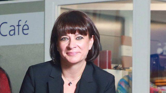 Heathrow's executive director of expansion Emma Gilthorpe