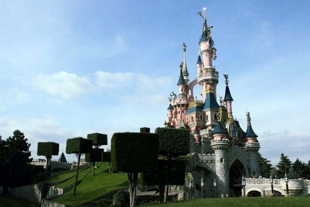 Disneyland Paris (Ian West/PA)