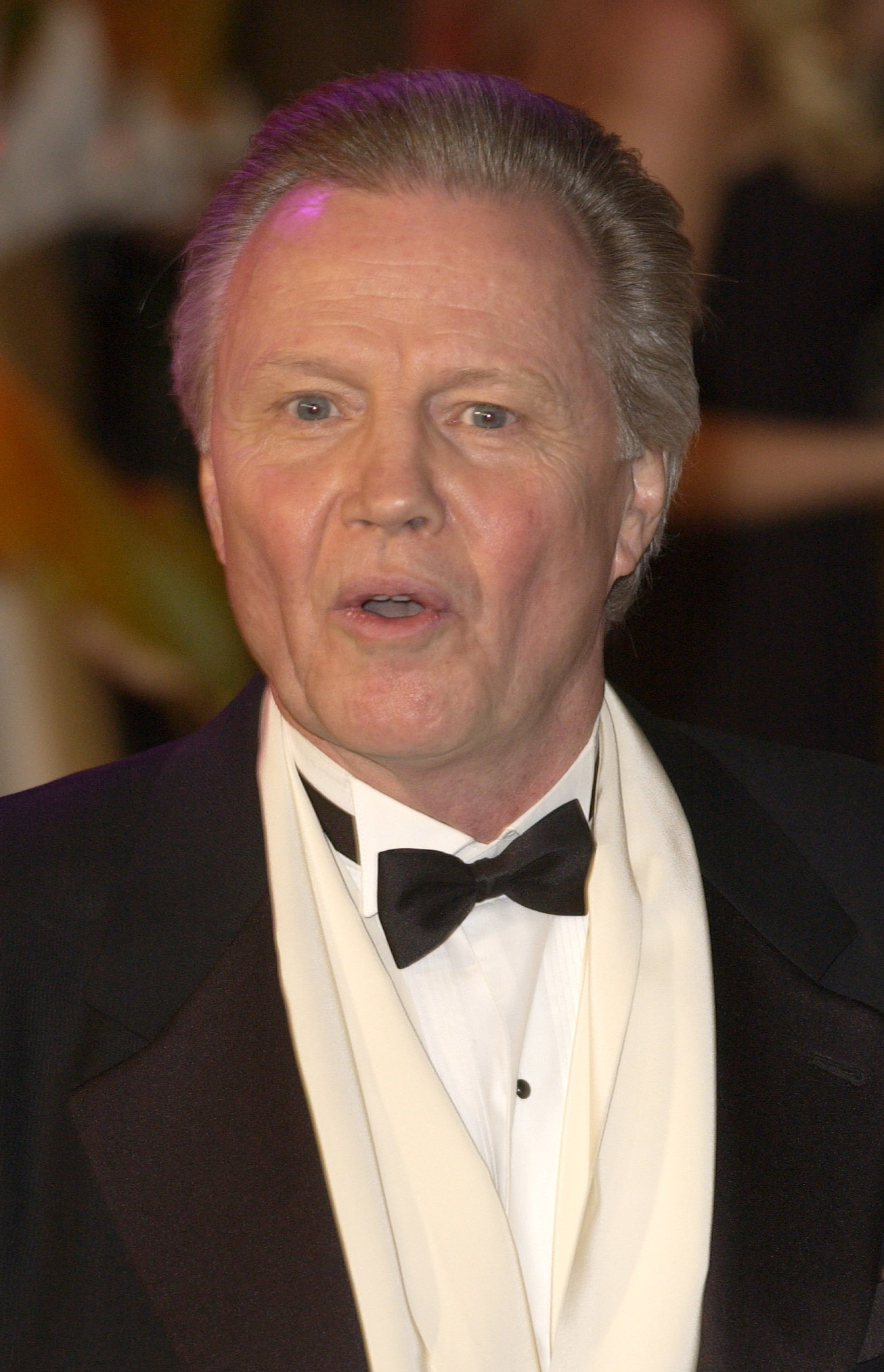Actor John Voight arrives for the Vanity Fair afterparty at Morton's, Melrose Avenue in Los Angeles