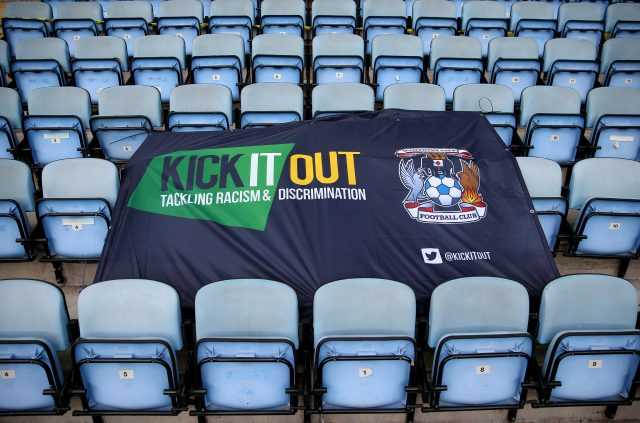 Kick It Out banner