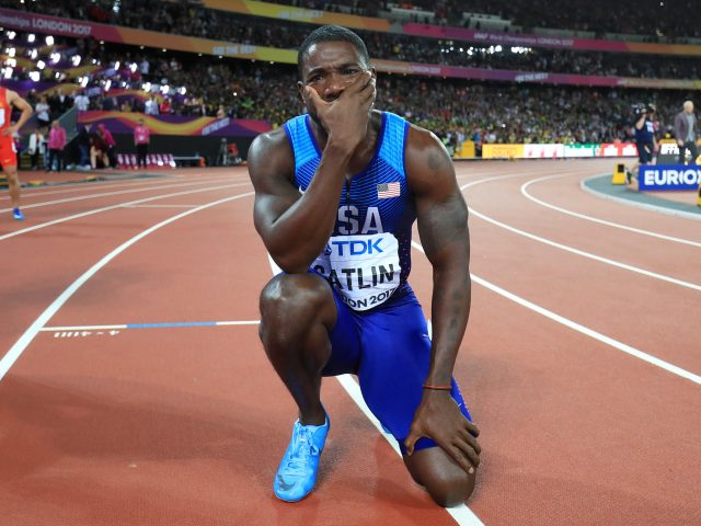 World Champion sprinter Justin Gatlin embroiled in new doping scandal