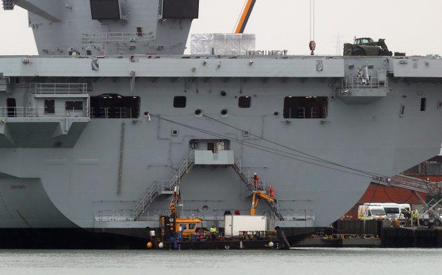 A Multicat support vessel