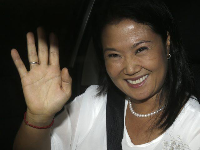 Peru's president grants medical pardon for jailed Fujimori ...