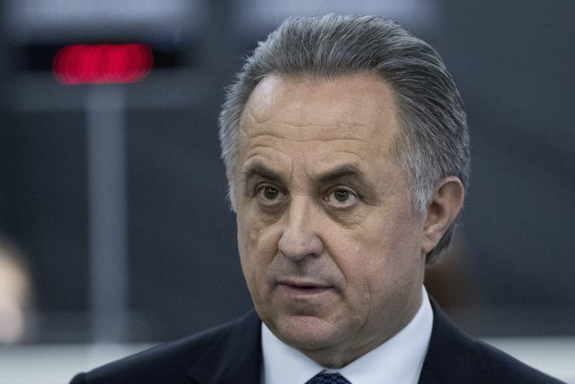 Mutko temporarily steps aside as RFS president