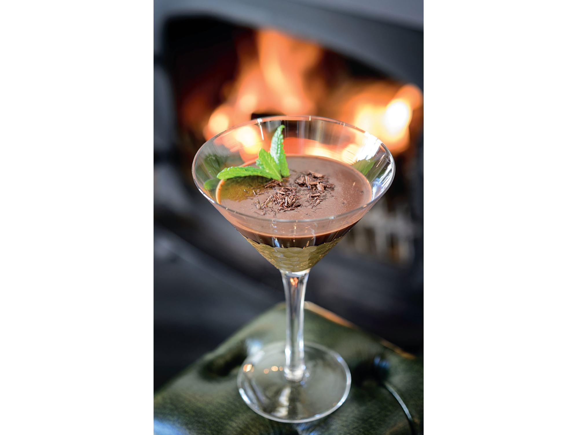 After Eight Martini