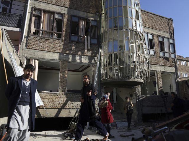Four Killed By Blast At Kabul News Agency