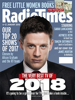 Radio Times out now.