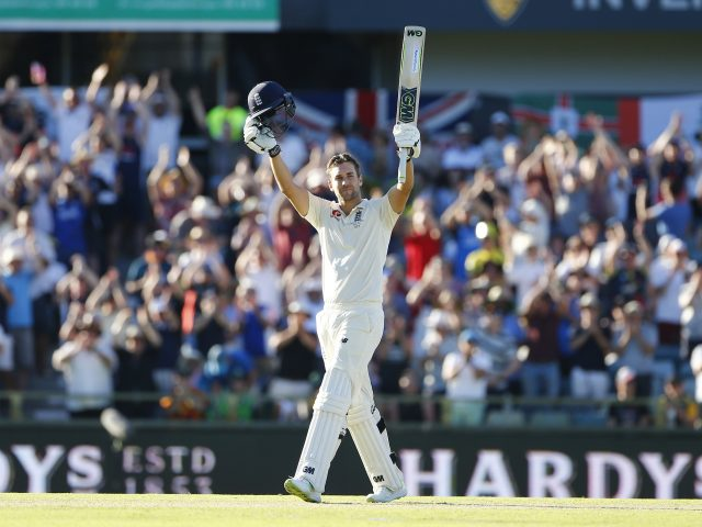 Dawid Malan has cemented his place in England's Test team during the Ashes