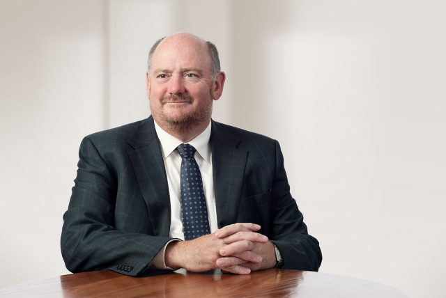 Richard Cousins was one of the six victims (Compass Group/PA)
