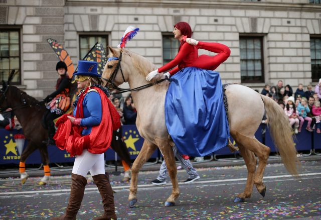 London New Year's Day Parade 2018