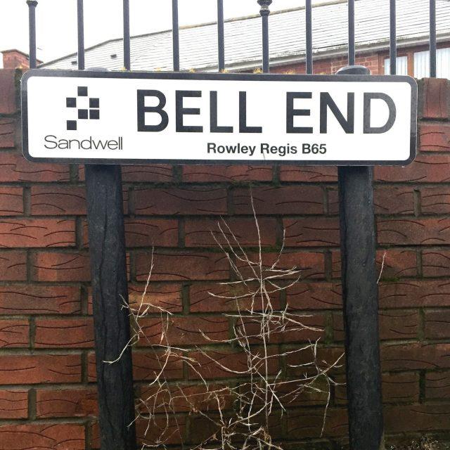 Bell End in Rowley Regis, West Midlands