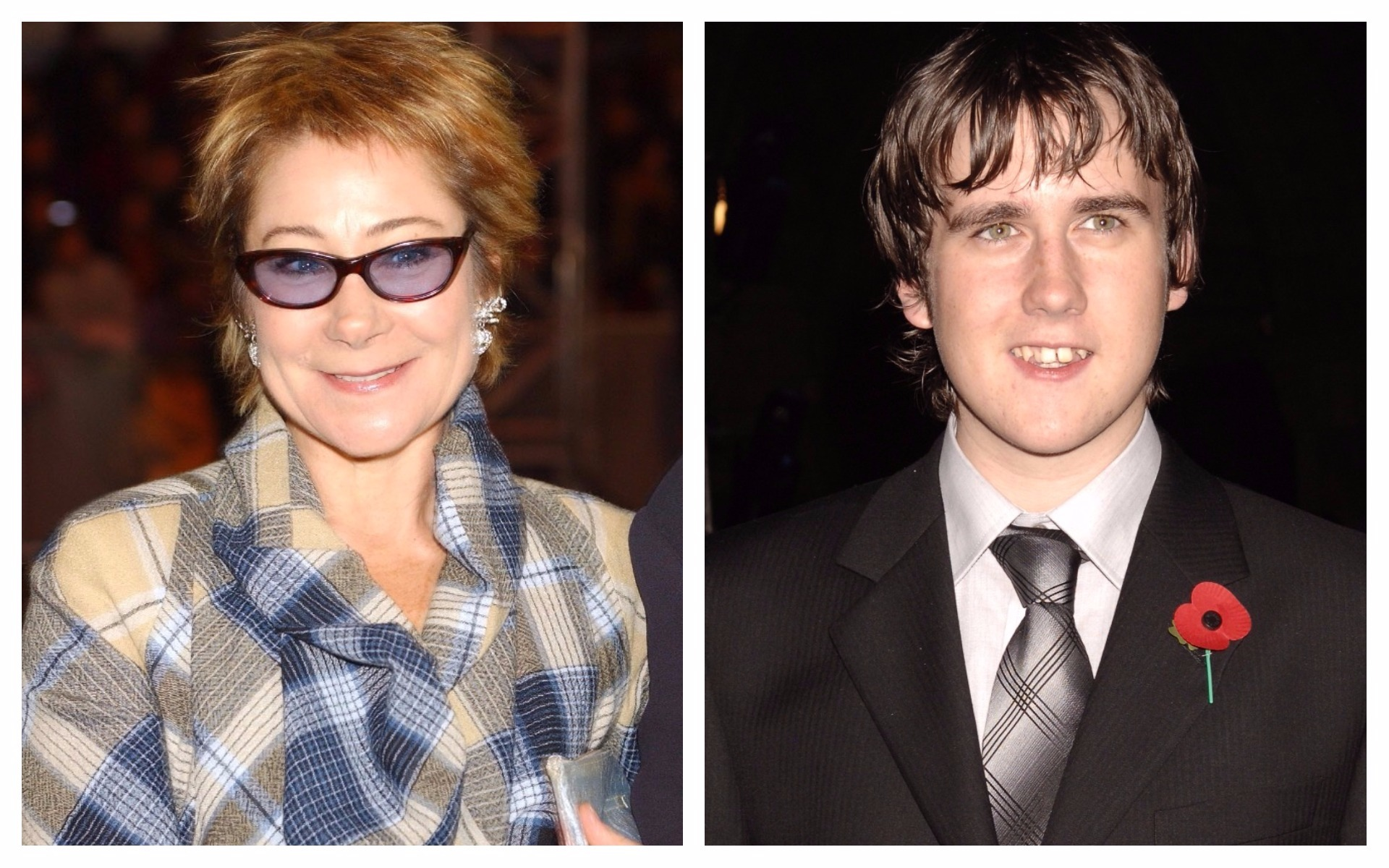 Zoe Wanamaker and Matthew Lewis