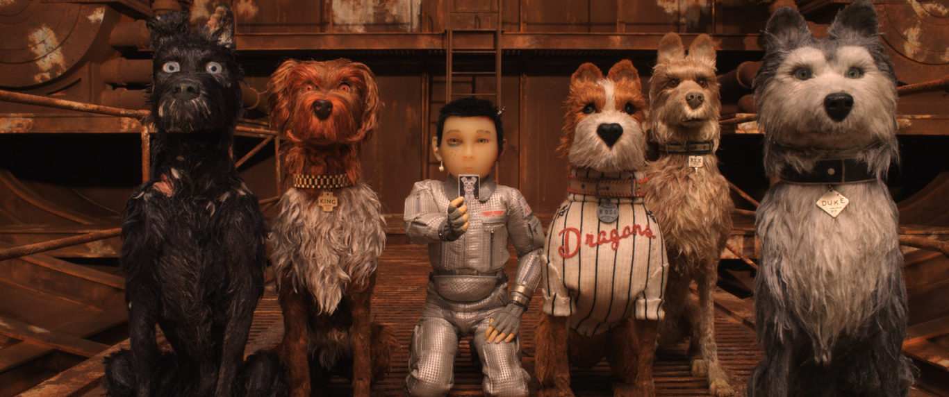 Wes Anderson's Isle Of Dogs animation, which will open this year's Glasgow Film Festival (Fox Searchlight Pictures/PA)