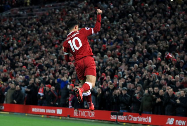 Philippe Coutinho has been in fine form