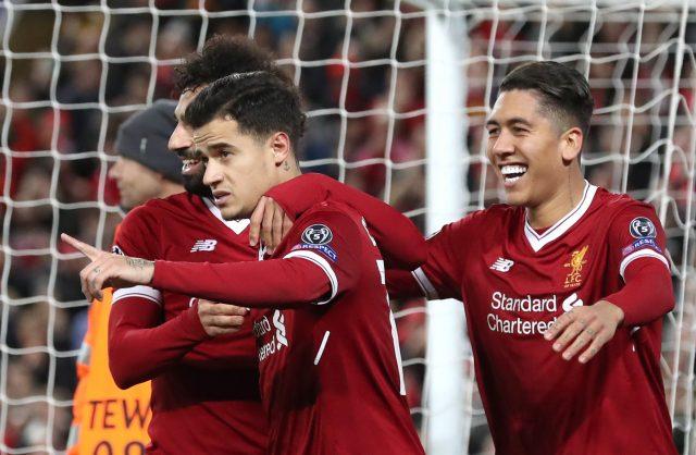 Philippe Coutinho has shone for Liverpool this season