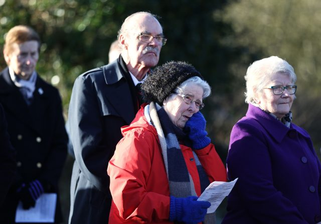 42nd anniversary of Kingsmill massacre