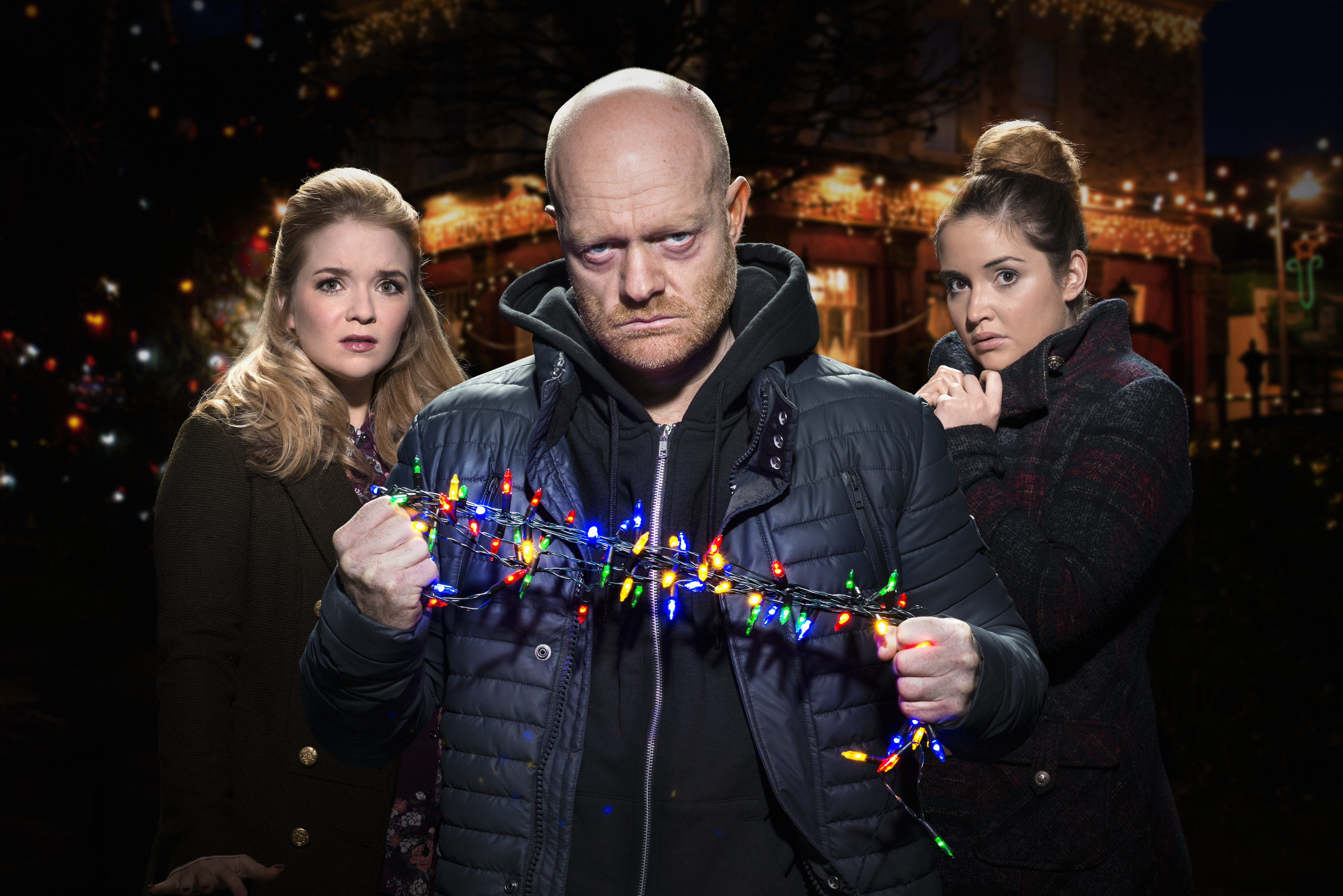 EastEnders Christmas special (BBC/Dan Goldsmith)