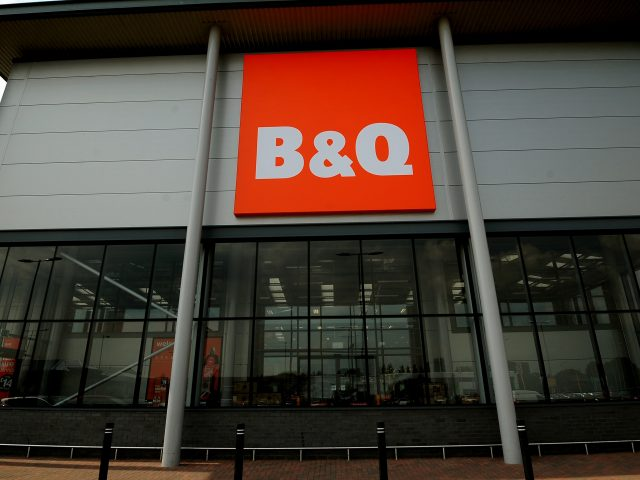 B&Q is among the participating retailers