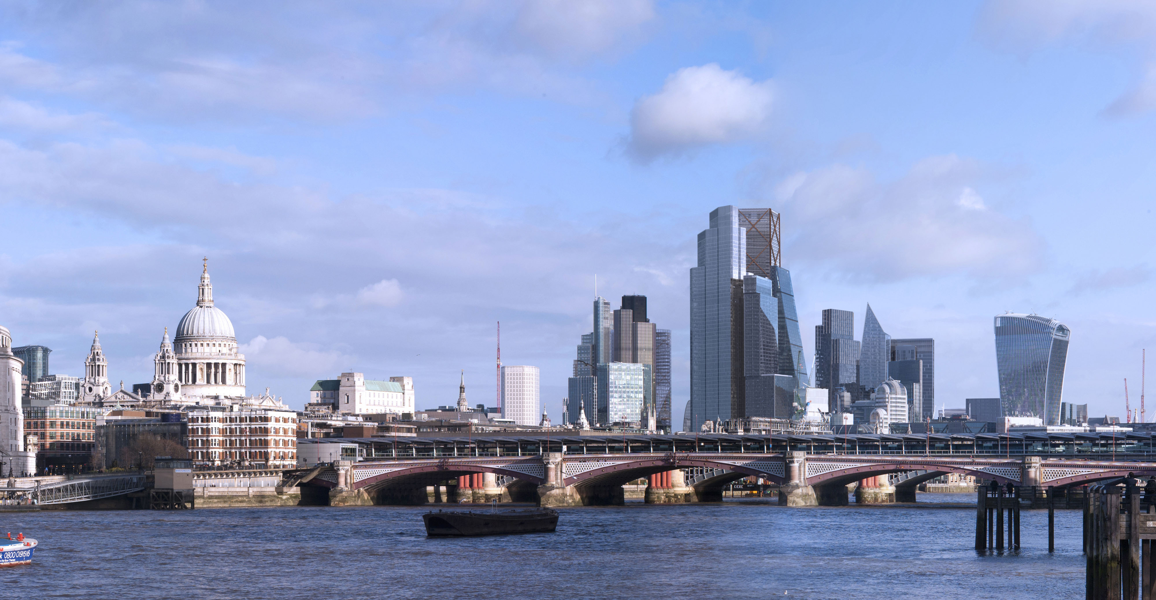 these remarkable pictures show how the city of london 39 s skyline will change by 2026 the irish news. Black Bedroom Furniture Sets. Home Design Ideas