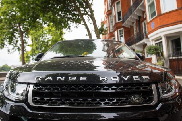 A Range Rover