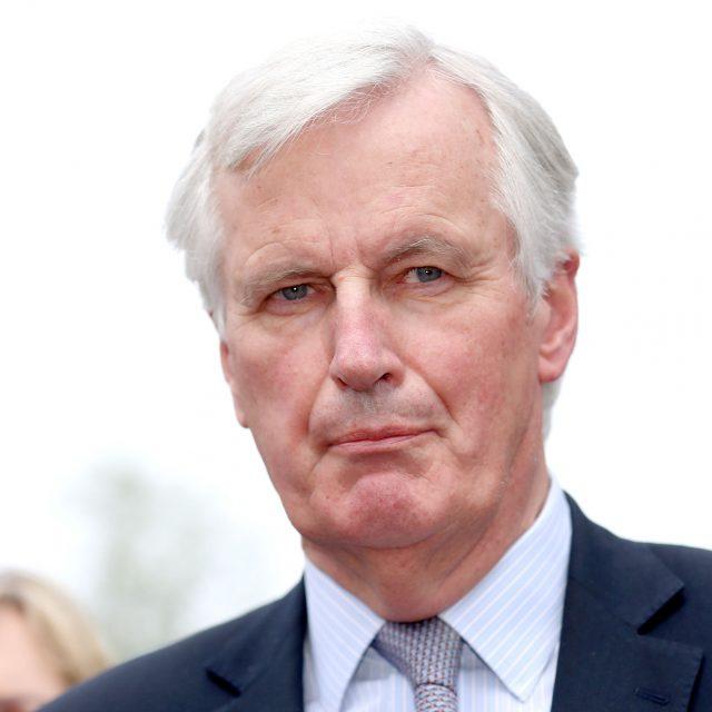EU chief Brexit negotiator Michel Barnier