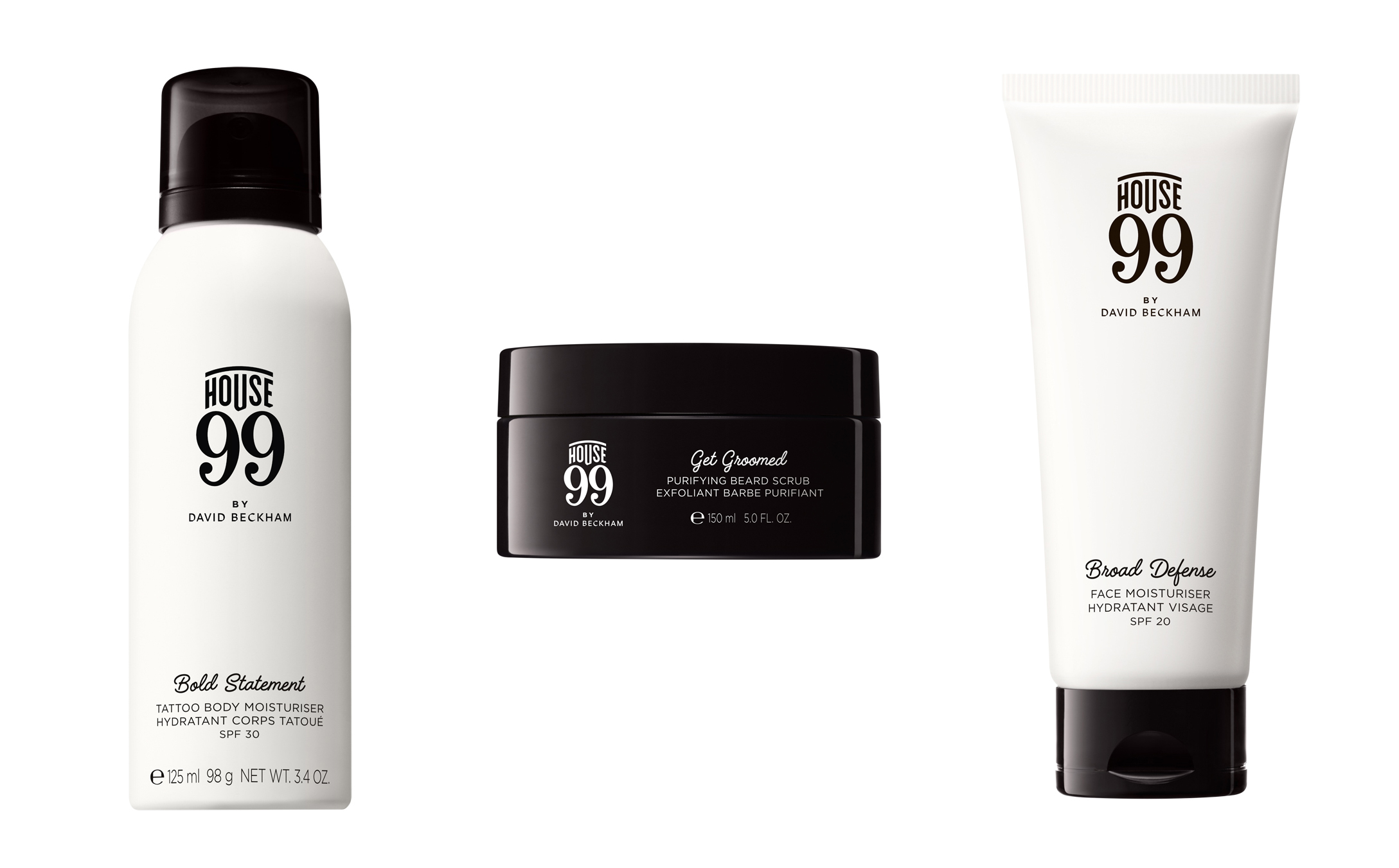 David Beckham Launches A Grooming Line Here S His Best And Worst