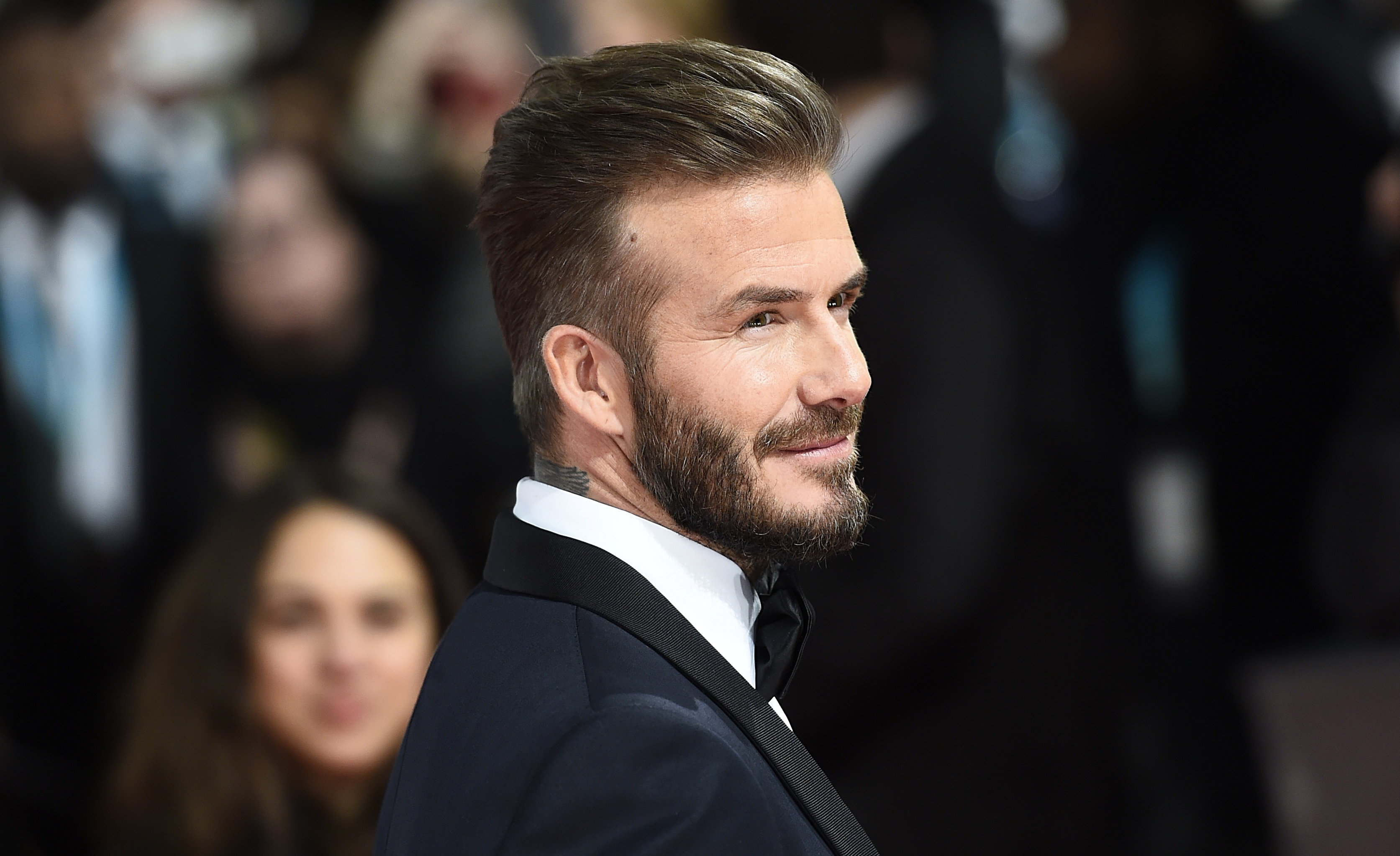 as david beckham launches a grooming line we take a look back at his best and worst. Black Bedroom Furniture Sets. Home Design Ideas