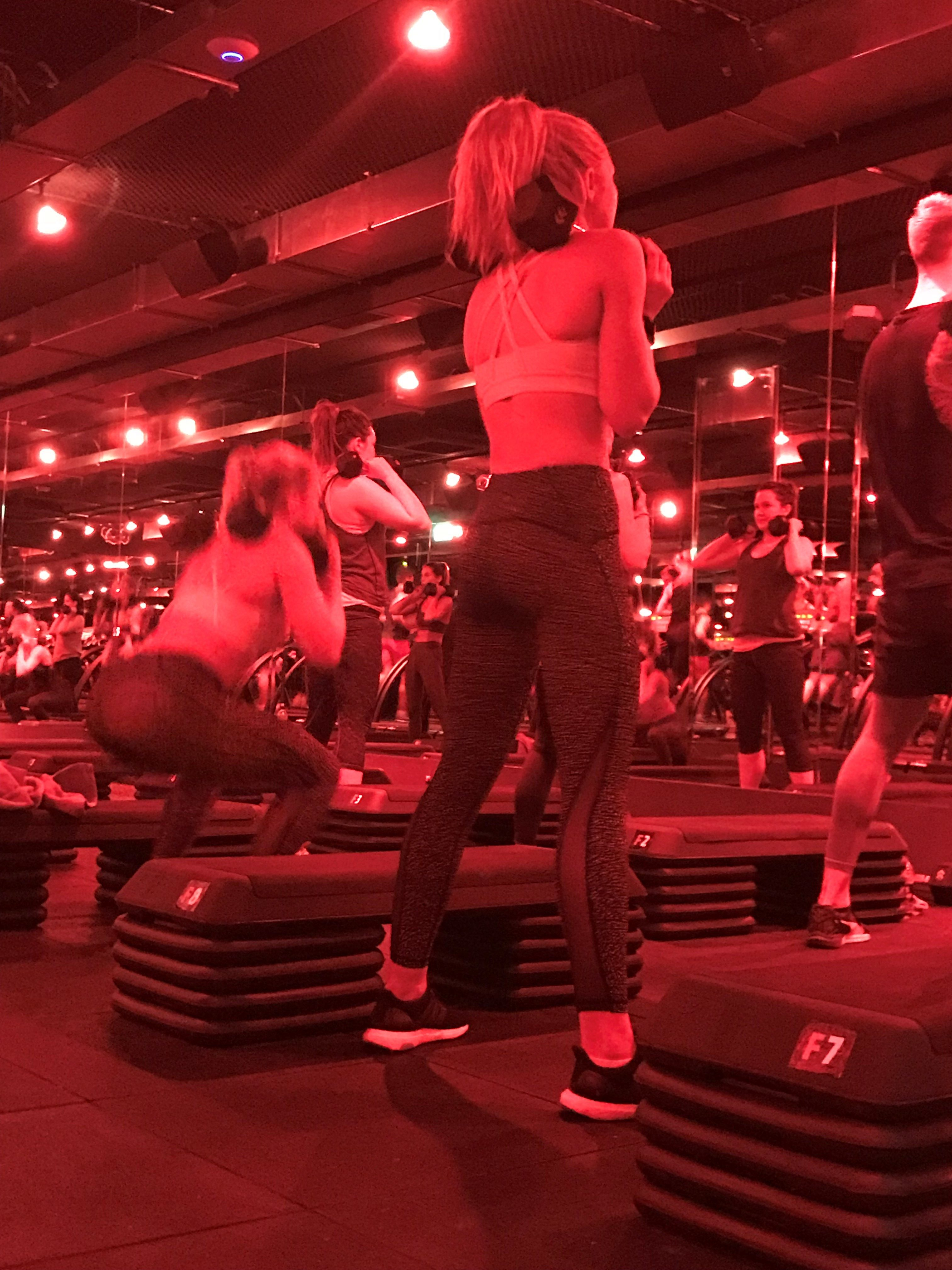 Journalist Liz Connor tries out Barry's Bootcamp