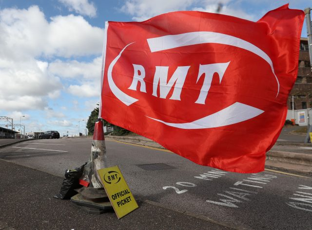 Rail union to strike for third day this week
